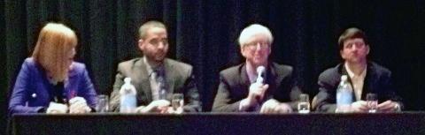 panel at NAVC